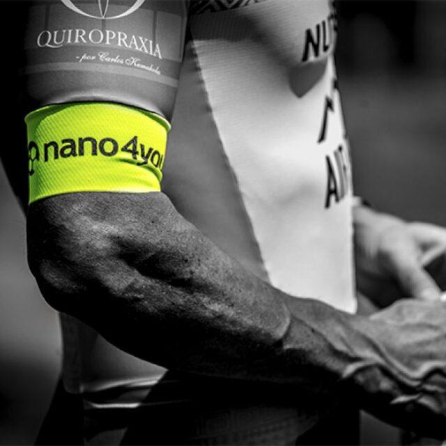 Nano4You representando o atleta brasileiro Rodrigo Tavares no IRONMAN 2019 - KONA, Hawaii, EUA
