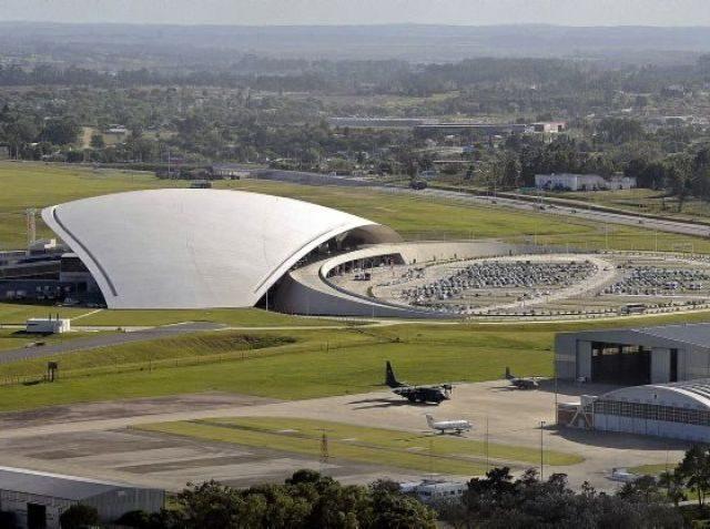 Projeto Aeroporto Internacional de Carrasco - Uruguai