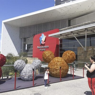 Projeto Nuevocentro Shopping - Montevidéu, Uruguai