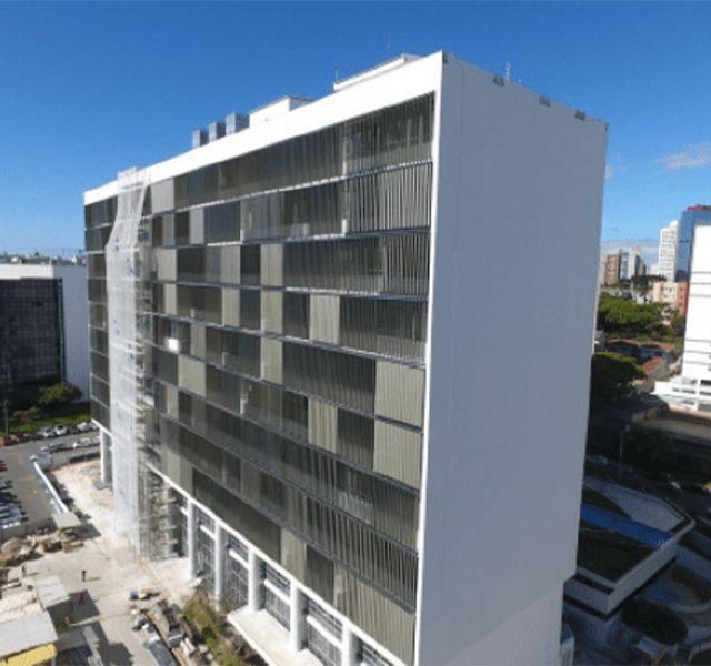 Revitalização Tribunal de Justiça do Estado do Paraná – Curitiba – Brasil
