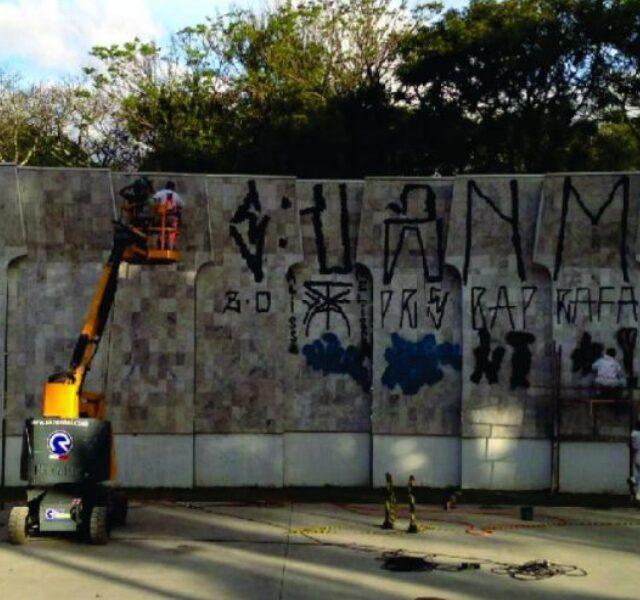 Despiche Praça Afonso Botelho – Curitiba – Brasil