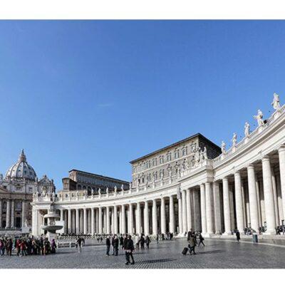 Projeto Colunas de Bernini - Vaticano