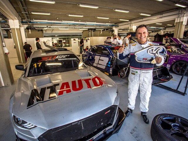 NT AUTO em parceria com a Sprint Race na temporada 2021 com o carro #17
