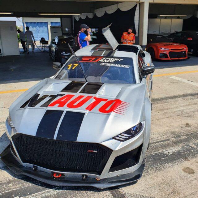 GT Sprint Race: Thiago Camilo ganha a segunda corrida em Curitib