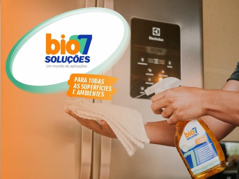 Bio7 - Para todas as superfícies e ambientes